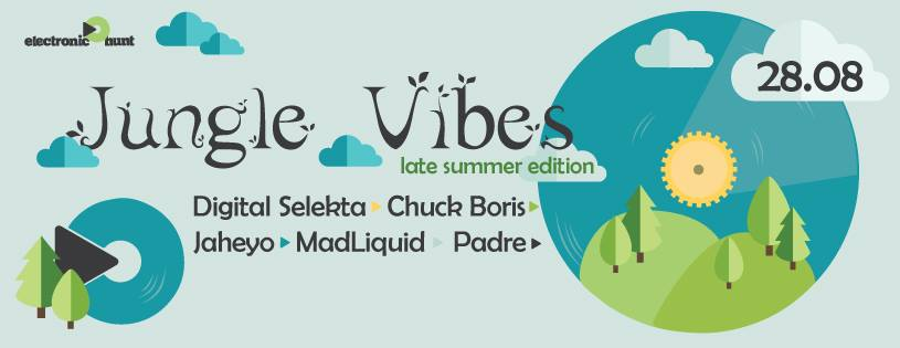 Jungle Vibes @ Pădurea Hoia – Baciu