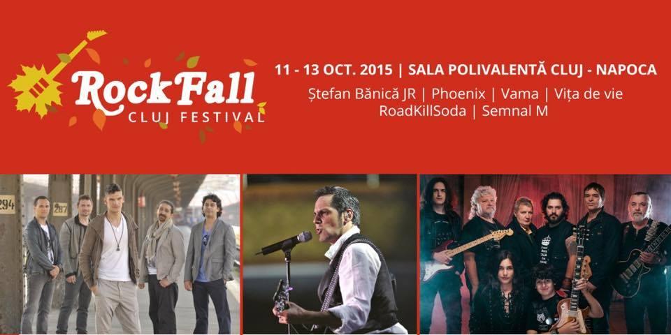 Rockfall Cluj Festival