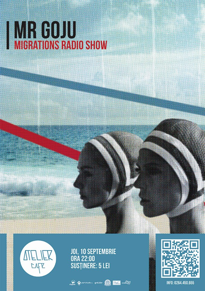 Mr Goju | Migrations Radio Show @ Atelier Cafe