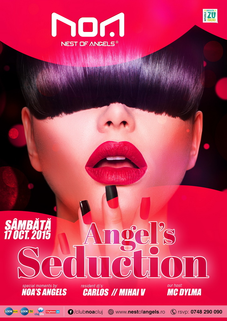 Angel's Seduction @ Club NOA