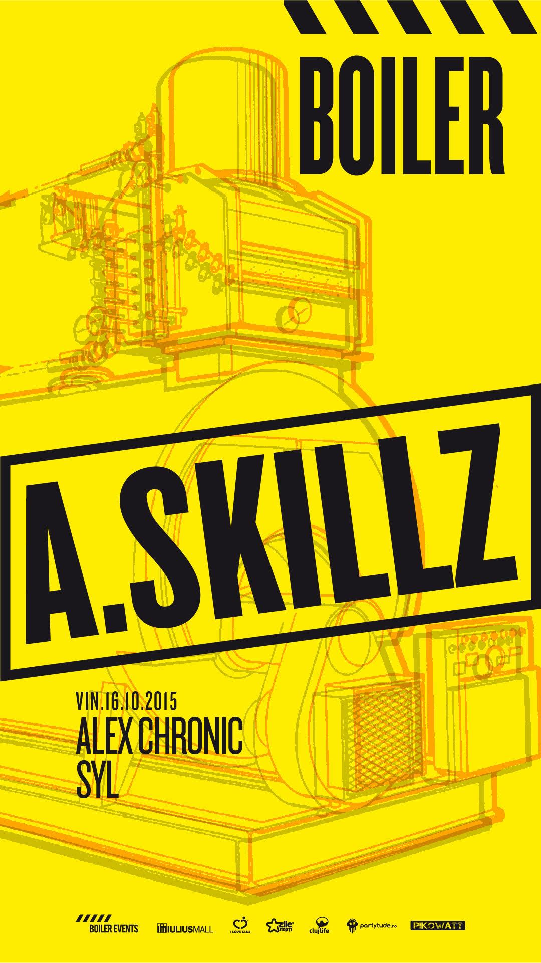 A. Skillz @ Boiler Club