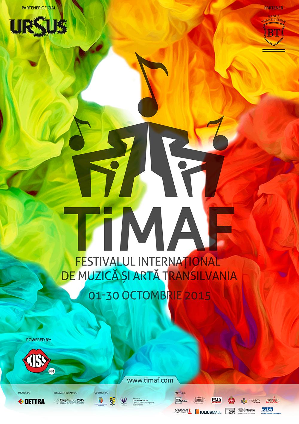 Ne așteaptă o lună plină de evenimente culturale, marca TiMAF