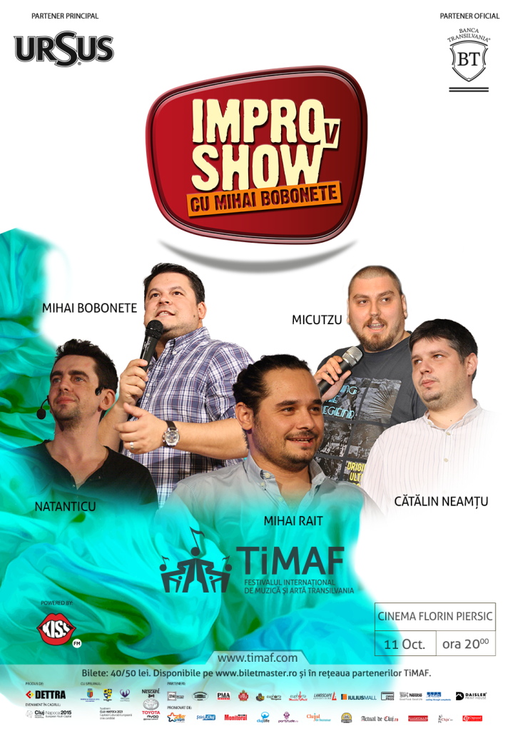 TiMAF – IMPROvShow