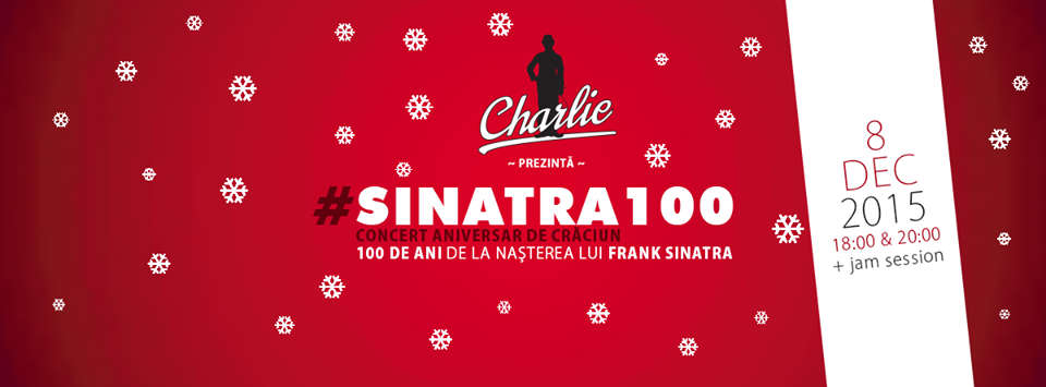 #SINATRA100 Birthday   Christmas Jazz Day Concert