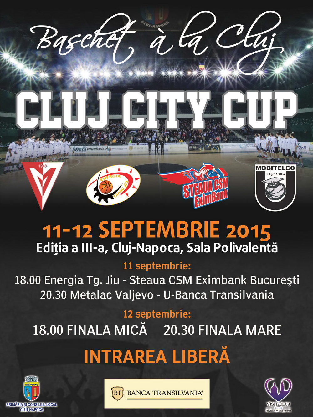 Turneul International de Baschet – Cluj City Cup