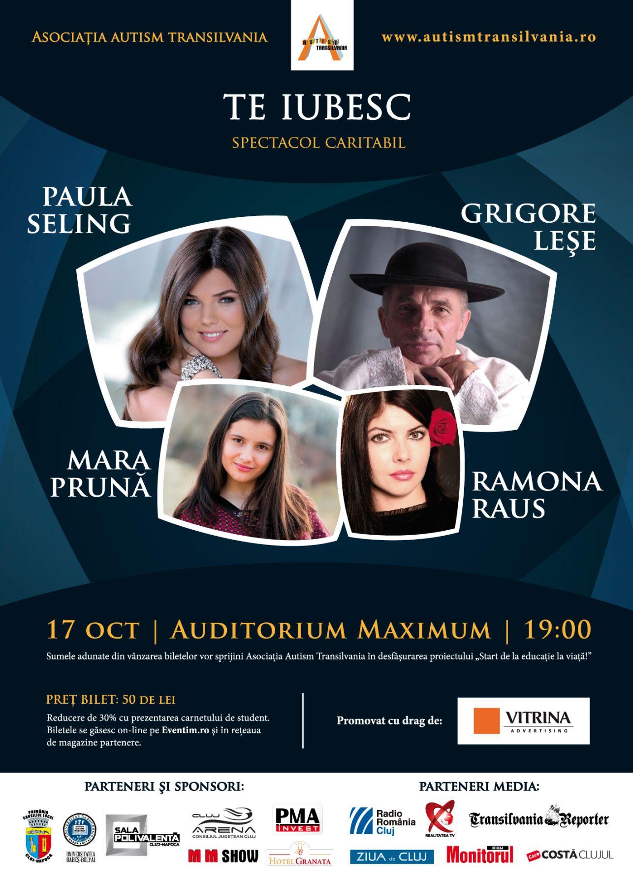 Spectacol Caritabil @ Auditorium Maximum