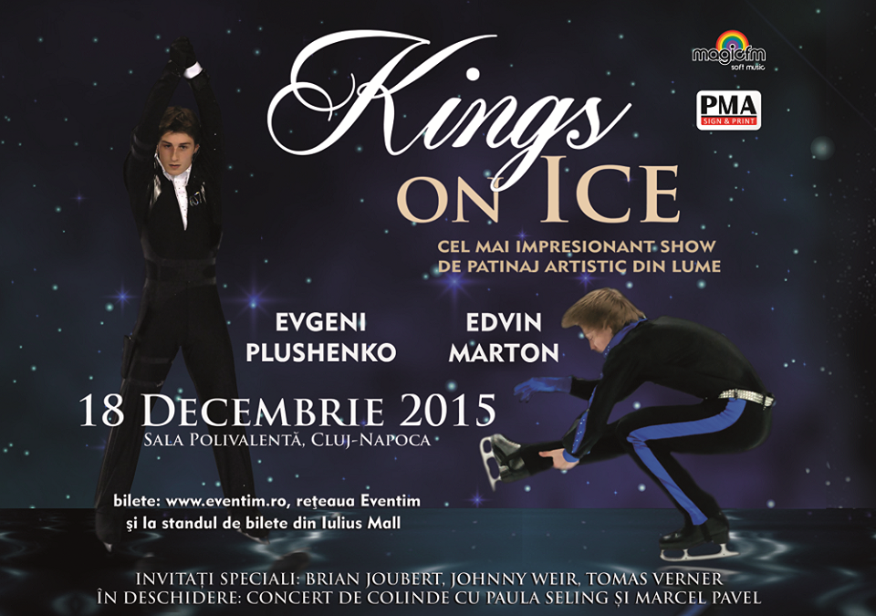 Kings on Ice 2015 @ Sala Polivalentă