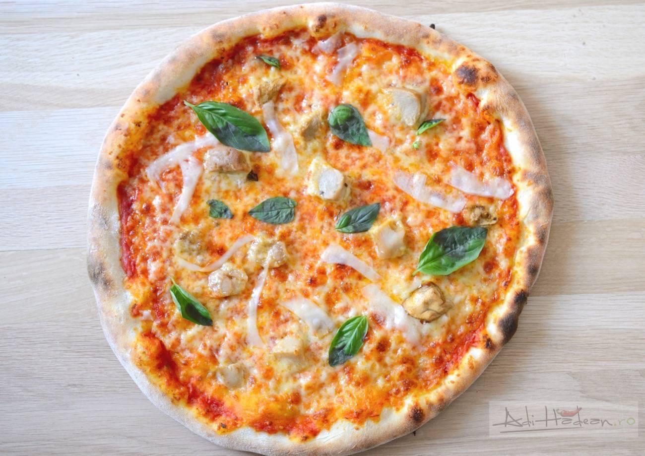 Interviu cu Adi Hădean, despre pizza
