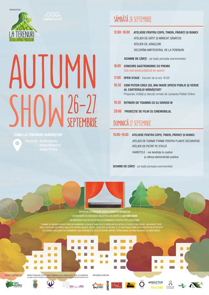 Autumn Show @ Terenuri Mănăștur