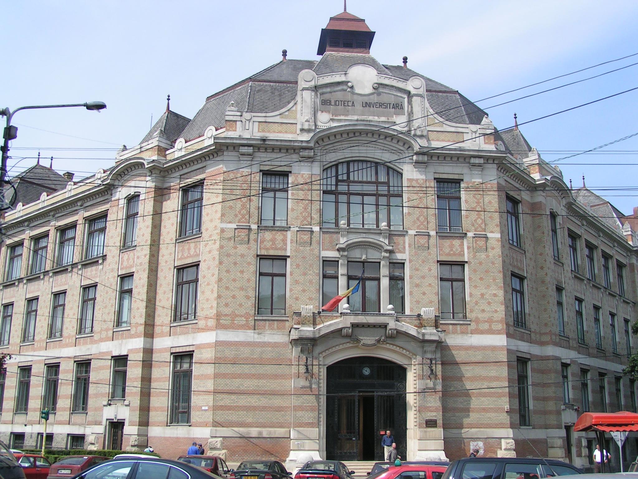 Domiciliu în studenție: BCU și bibliotecile din Cluj