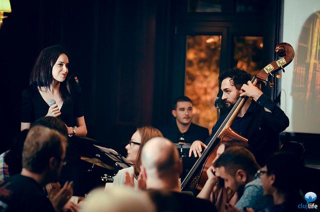 Poze: Delia Ivan Quartett Live @ Charlie