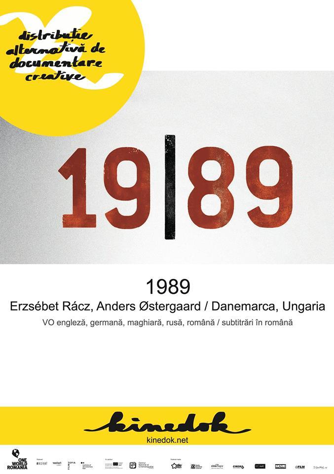 1989 | Proiectie KineDok @ Casa TIFF