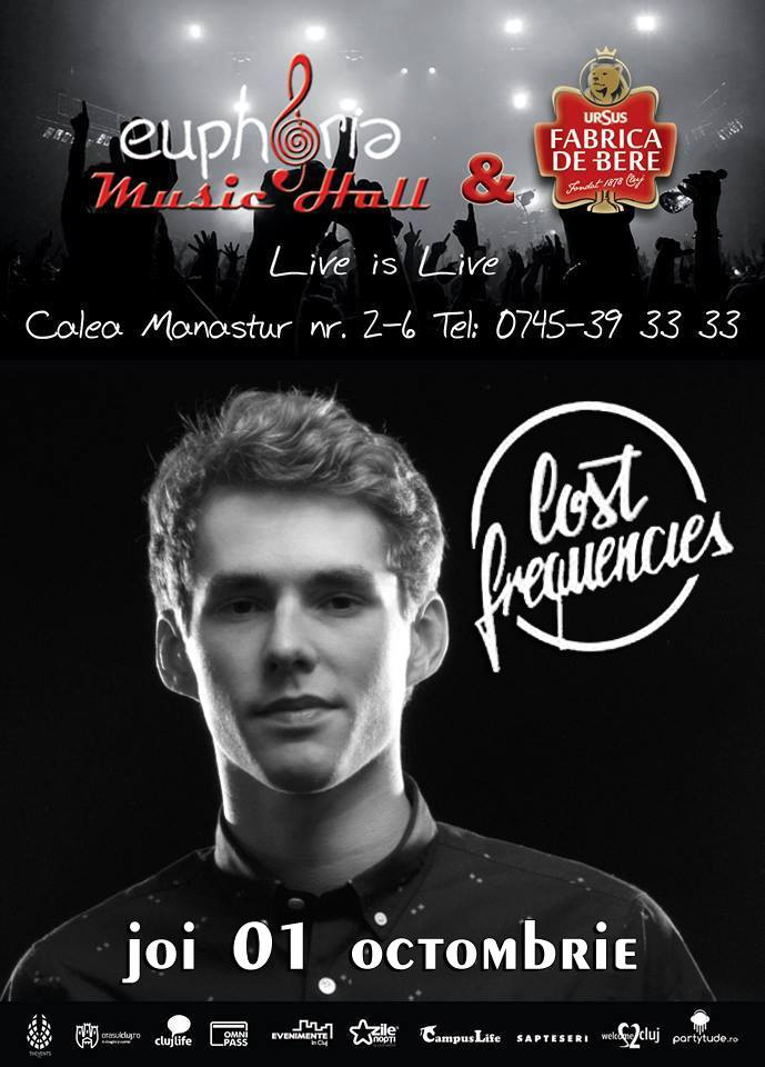 Lost Frequencies @ Euphoria Music Hall