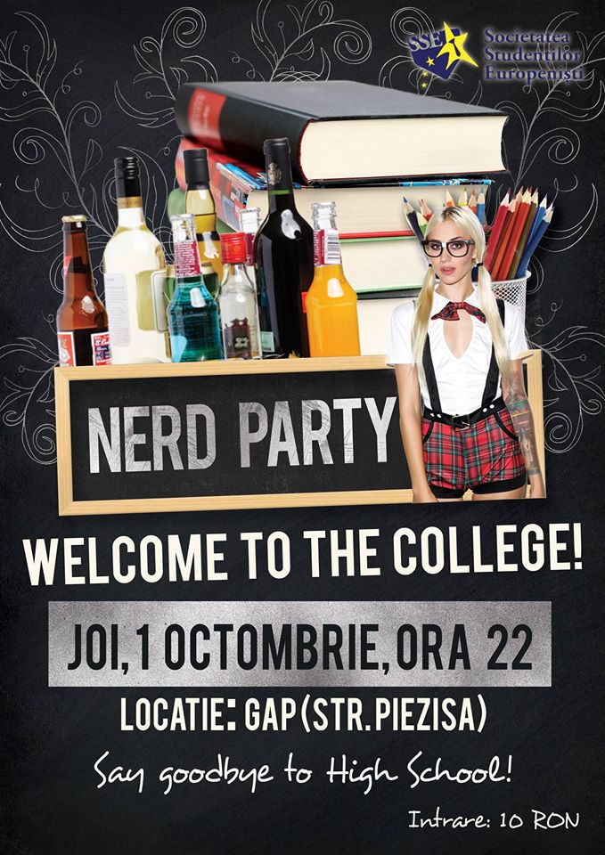 Nerd Party @ GAP