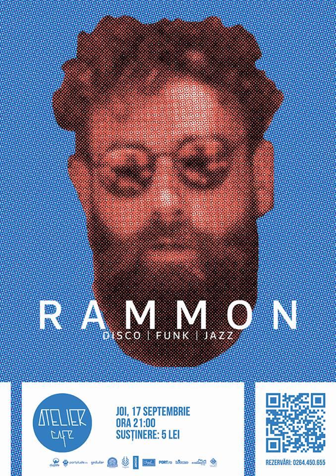 Rammon | Party jazz/funk/disco @ Atelier Cafe