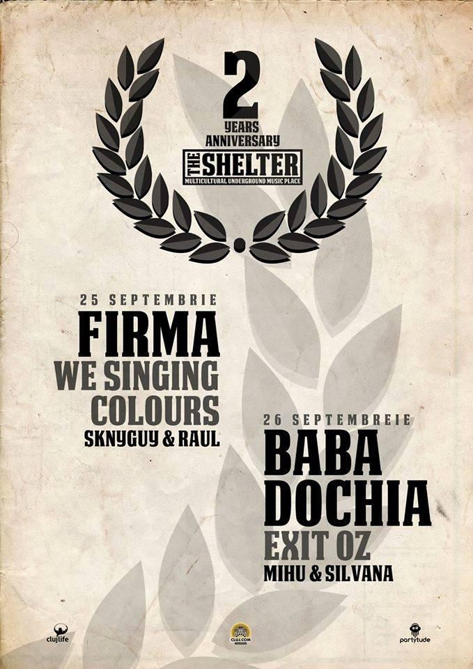 Baba Dochia – Lansare Album XXI Lambskins @ The Shelter
