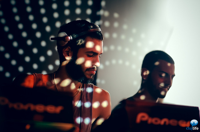 Poze: The Martinez Brothers @ Club Midi
