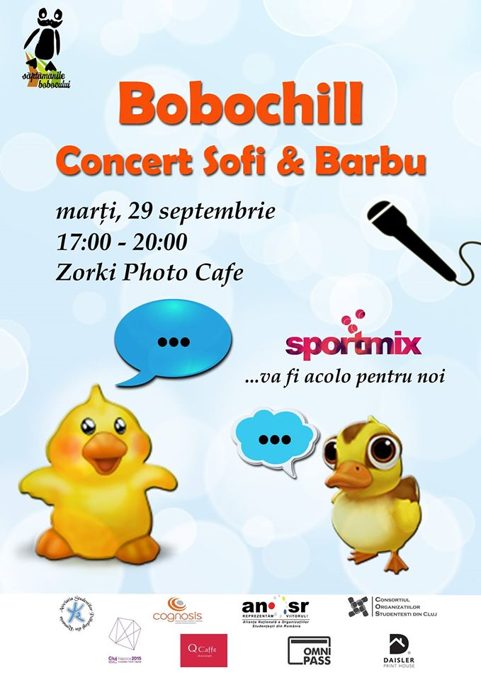 Bobochill @ Zorki Photo Cafe