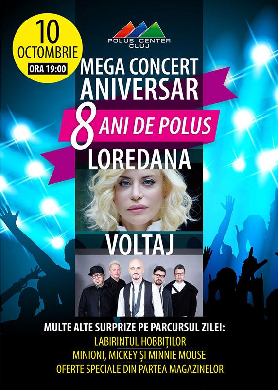 Loredana & Voltaj @ Polus Center