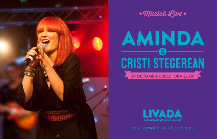 Aminda & Cristi Stegerean @ Livada