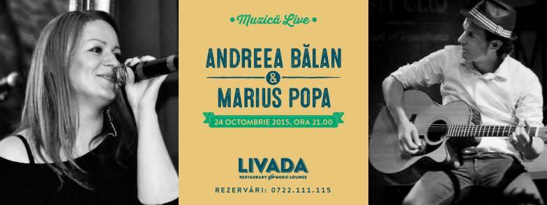 Andreea Balan & Marius Popa @ Livada