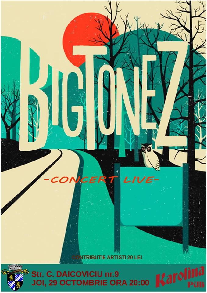 Big Tonez Live @ Karolina Pub & Terrace