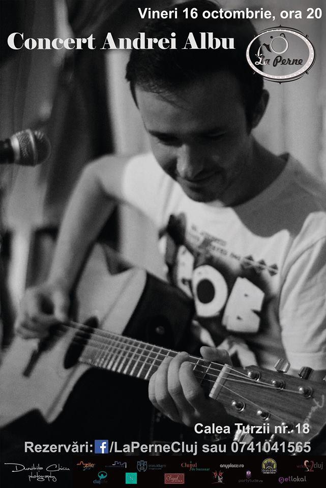 Concert Andrei Albu @ La Perne
