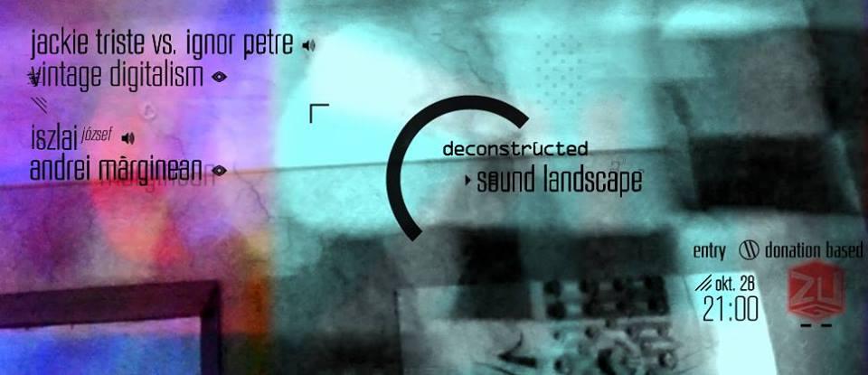 Deconstructed Sound Landscape @ ZUG.Zone