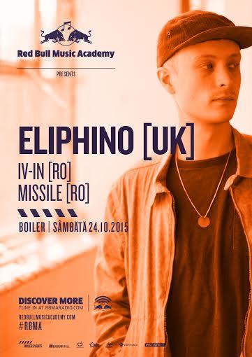 Eliphino @ Boiler Club
