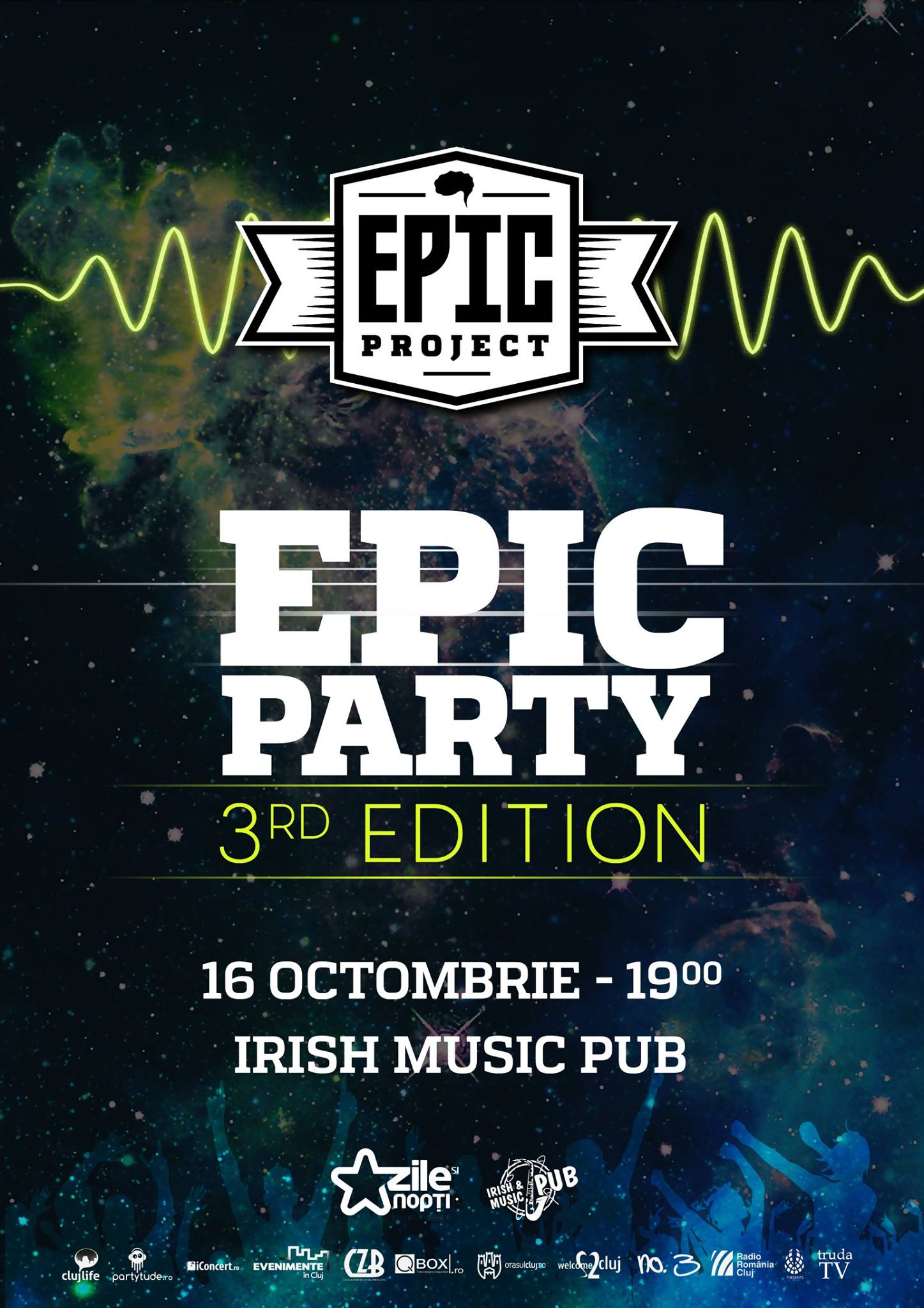 Epic Party @ Irish Music Pub