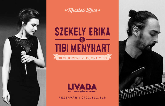 Erika Szekely & Tibi Menyhart @ Livada