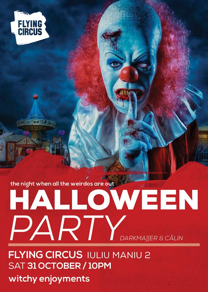 Halloween Party @ Flying Circus Pub