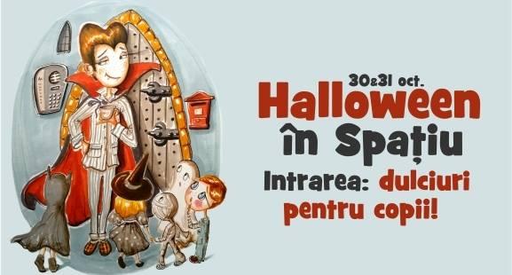 Halloween în Spațiu @ Spațiu Music Pub