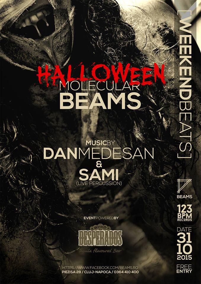 Halloween @ Molecular Beams