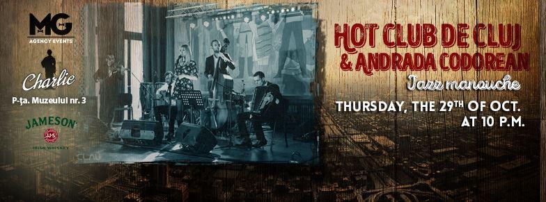 Hot Club de Cluj & Andrada Codorean @ Charlie