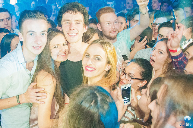 Poze: Lost Frequencies @ Euphoria Music Hall