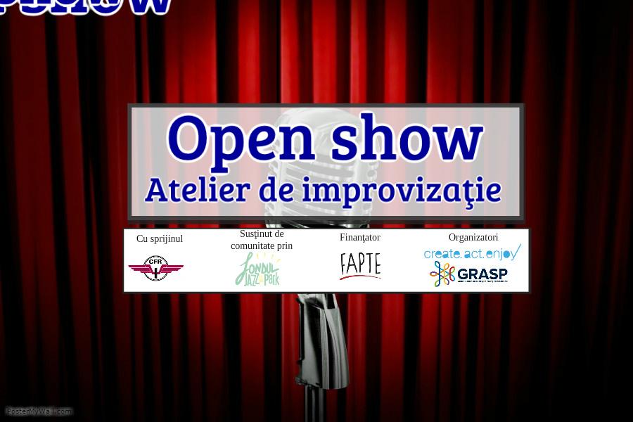 Open Show @ Gara Mică