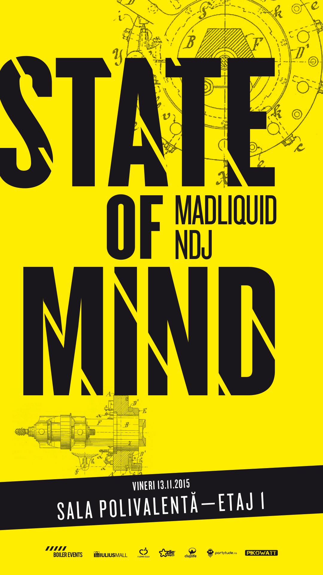 State of Mind @ Sala Polivalentă