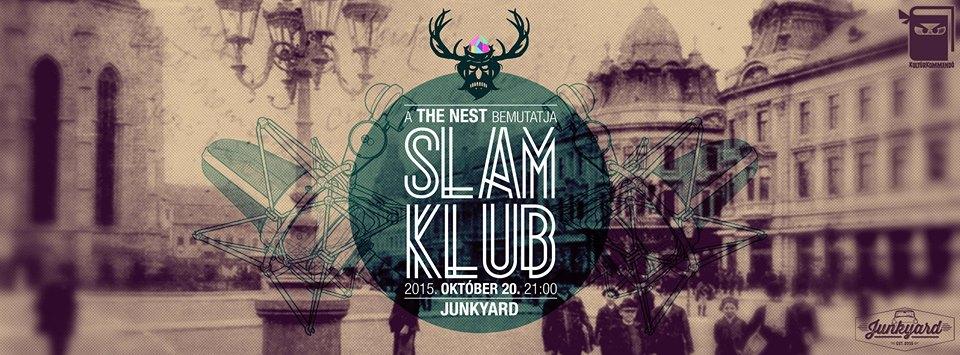 Slam Klub @ Junkyard Pub