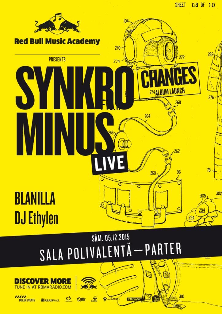 Synkro @ Sala Polivalentă