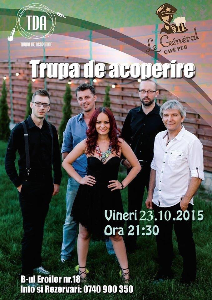 TDA Live @ Le Général Café-Pub