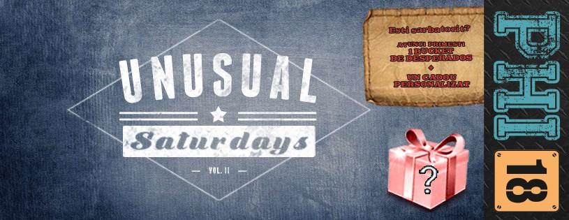 Unusual Saturdays @ Club Phi18