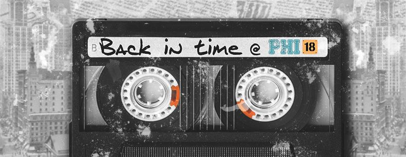 Back in Time @ Club Phi18