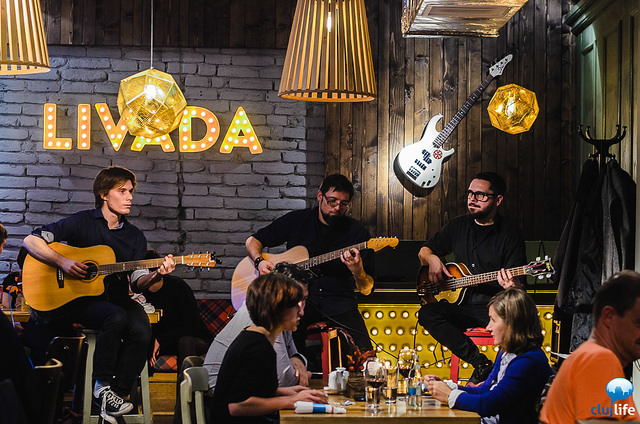 Poze: Blues Brothers @ Restaurant Livada