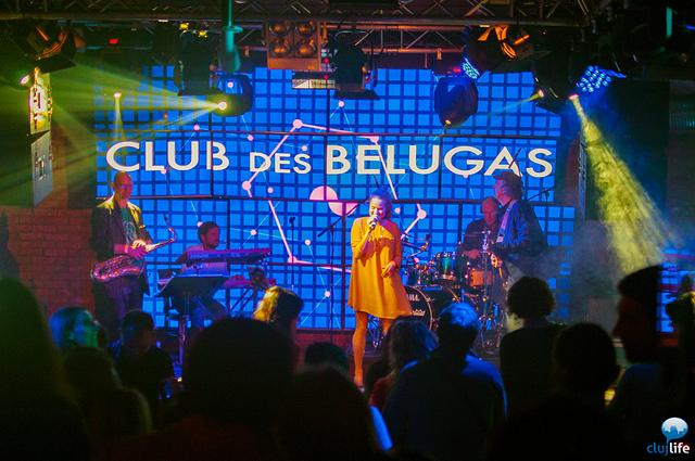 Poze: Club des Belugas @ Euphoria Music Hall