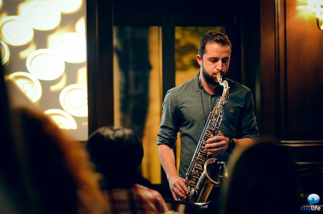 Poze: Dan Pacurar Quartet @ Charlie