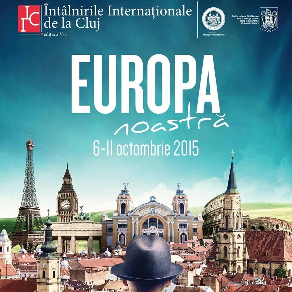 Europa Noastră @ Teatrul Național