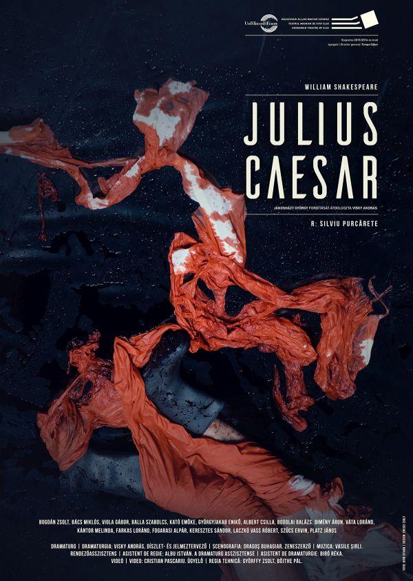 Iulius Caesar @ Teatrul Maghiar de Stat
