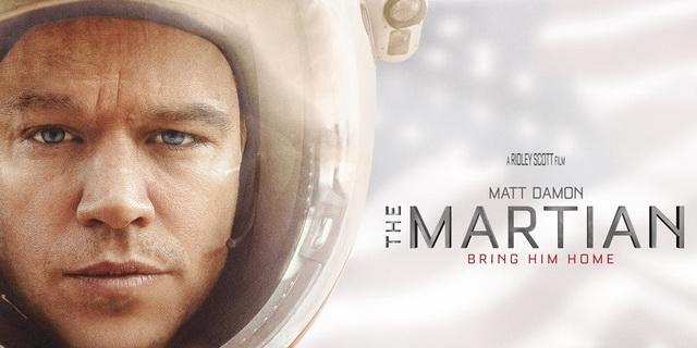 The Martian – când omul a ajuns pe Marte