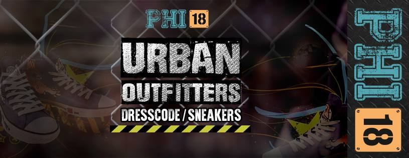 Urban Outfitters @ Club Phi18